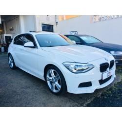 BMW SERIE 1 120D 184CV   PACK M AÑO 2014