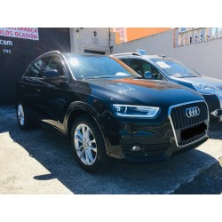 AUDI Q3  S-LINE EDITION 2.0 TDI 140CV MANUAL AÑO 2013