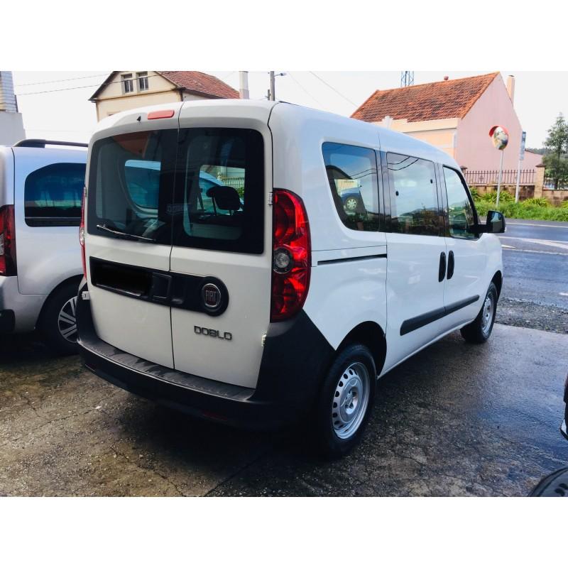 Fiat Doblo Combi 1 3 Multijet 90 Cv A U00d1o 2015